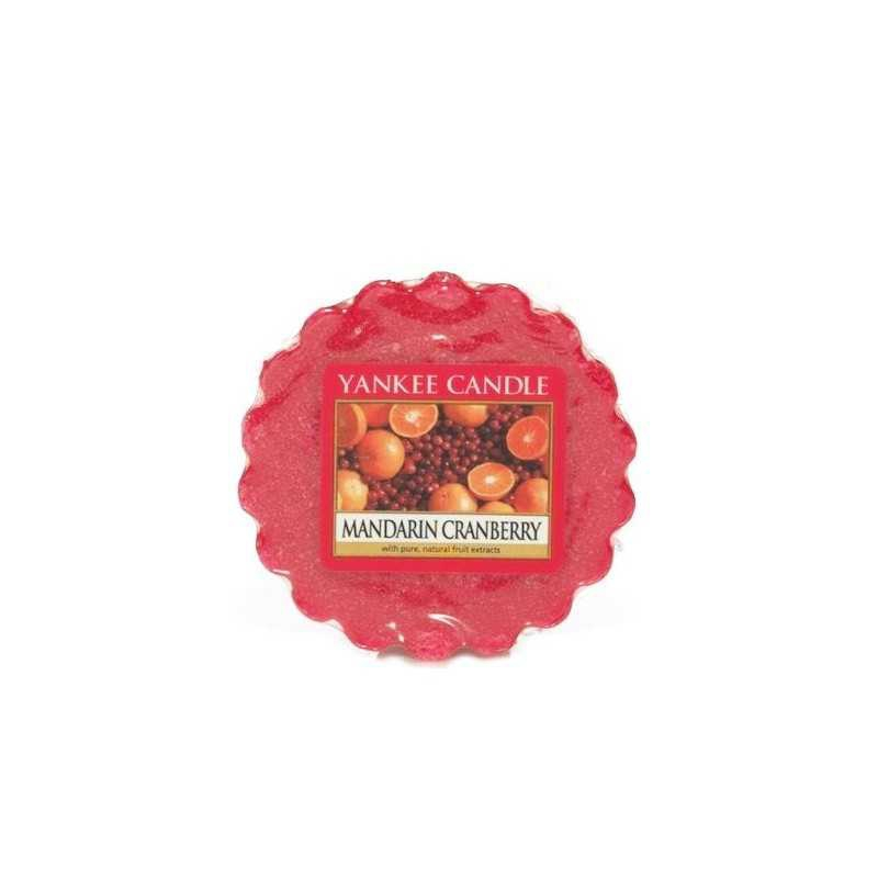 Yankee Candle Mandarin Cranberry - wosk zapachowy - e-candlelove