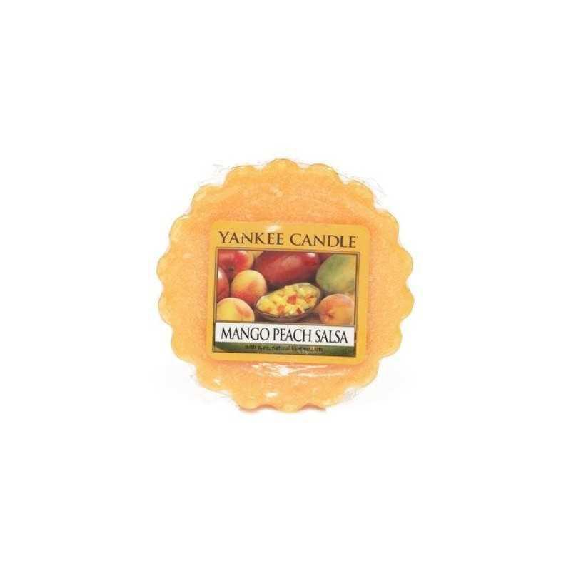 Yankee Candle Mango Peach Salsa - wosk zapachowy - e-candlelove