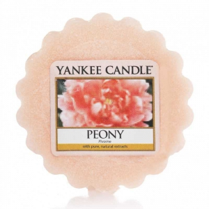 Yankee Candle Peony - wosk zapachowy - e-candlelove
