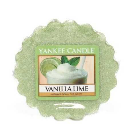 Yankee Candle Vanilla Lime - wosk zapachowy - e-candlelove