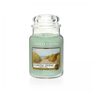 Yankee Candle Coastal Living - duża świeca zapachowa - e-candlelove