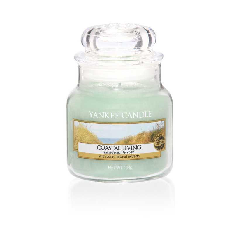 Yankee Candle Coastal Living - mała świeca zapachowa - e-candlelove