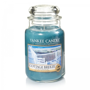 Yankee Candle Cottage Breeze - duża świeca zapachowa - e-candlelove