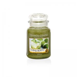 Yankee Candle Cuban Mojito - duża świeca zapachowa - e-candlelove