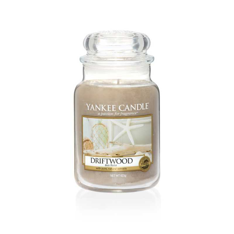 Yankee Candle Driftwood - duża świeca zapachowa - e-candlelove