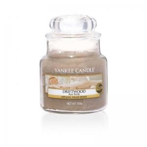 Yankee Candle Driftwood - mała świeca zapachowa - e-candlelove