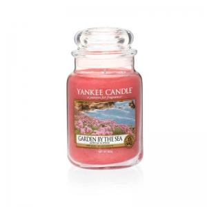 Yankee Candle Garden By The Sea - duża świeca zapachowa - e-candlelove