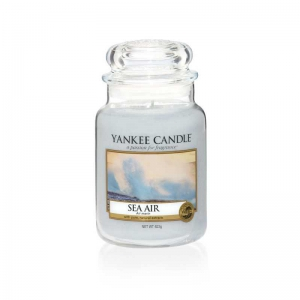 Yankee Candle Sea Air - duża świeca zapachowa - e-candlelove