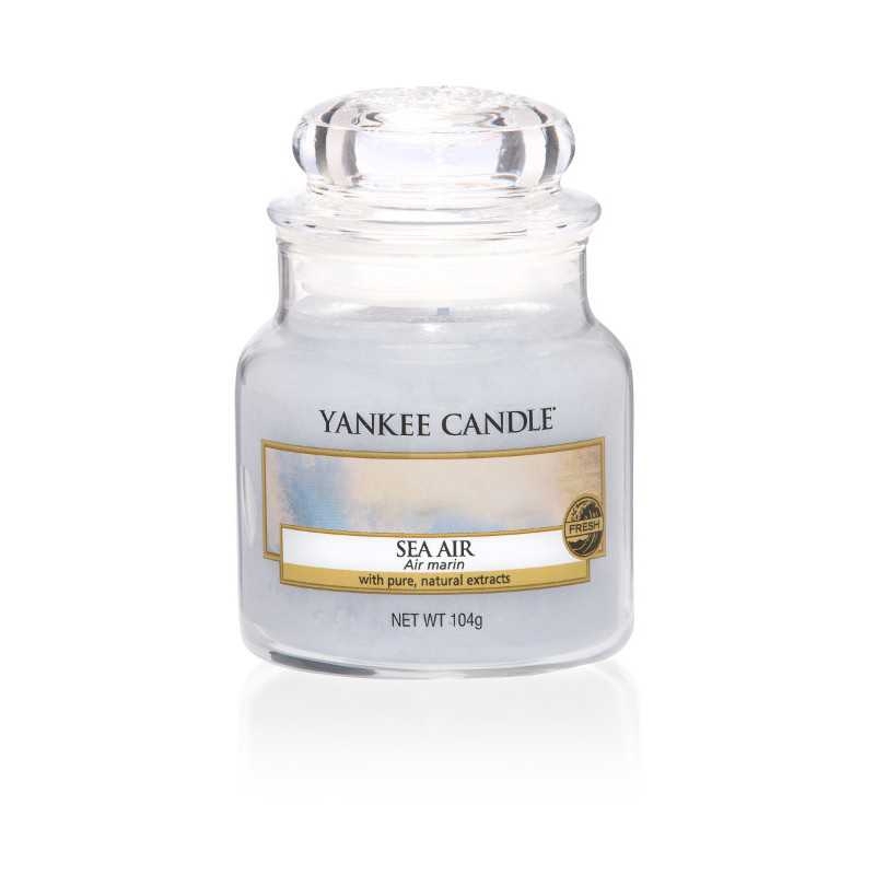 Yankee Candle Sea Air - mała świeca zapachowa - e-candlelove