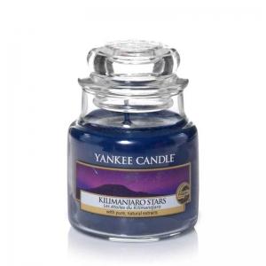 Yankee Candle Kilimanjaro Stars - mała świeca zapachowa - e-candlelove