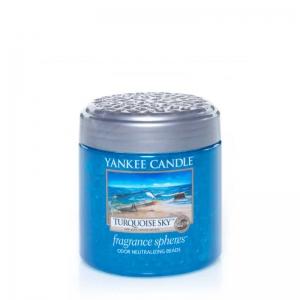 Yankee Candle Fragrance Spheres Turquoise Sky - kuleczki zapachowe - e-candlelove