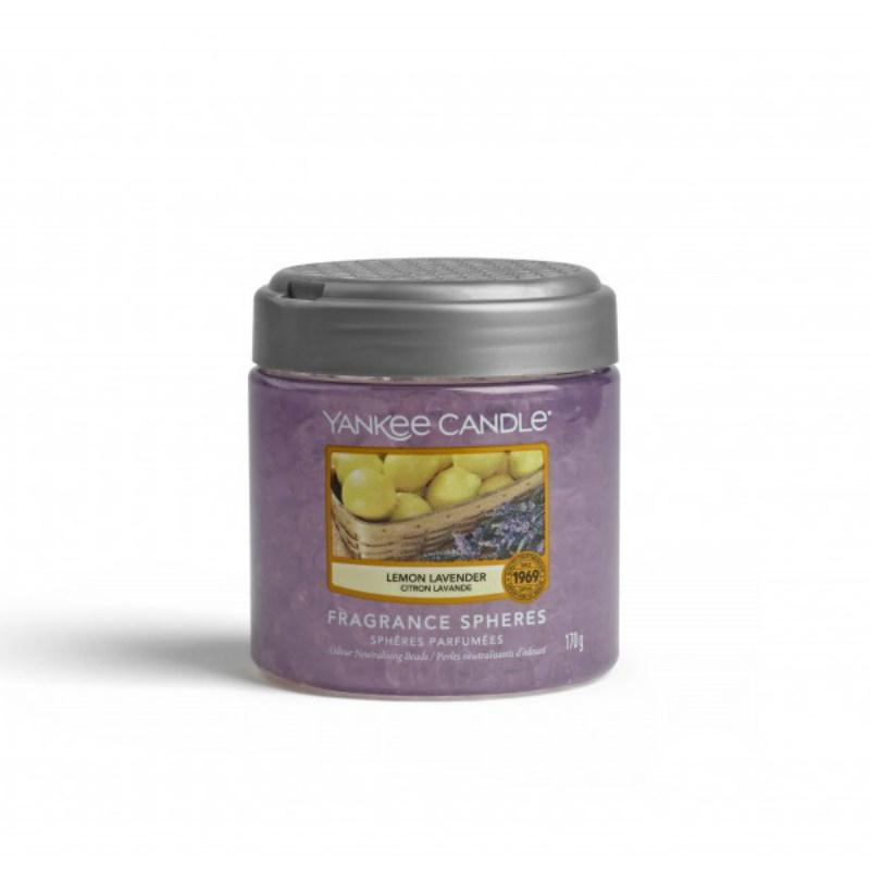Yankee Candle Fragrance Spheres Lemon Lavender - kuleczki zapachowe - e-candlelove