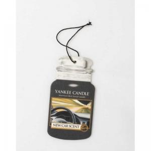 Yankee Candle New Car Scent Car Jar - zapach samochodowy - e-candlelove