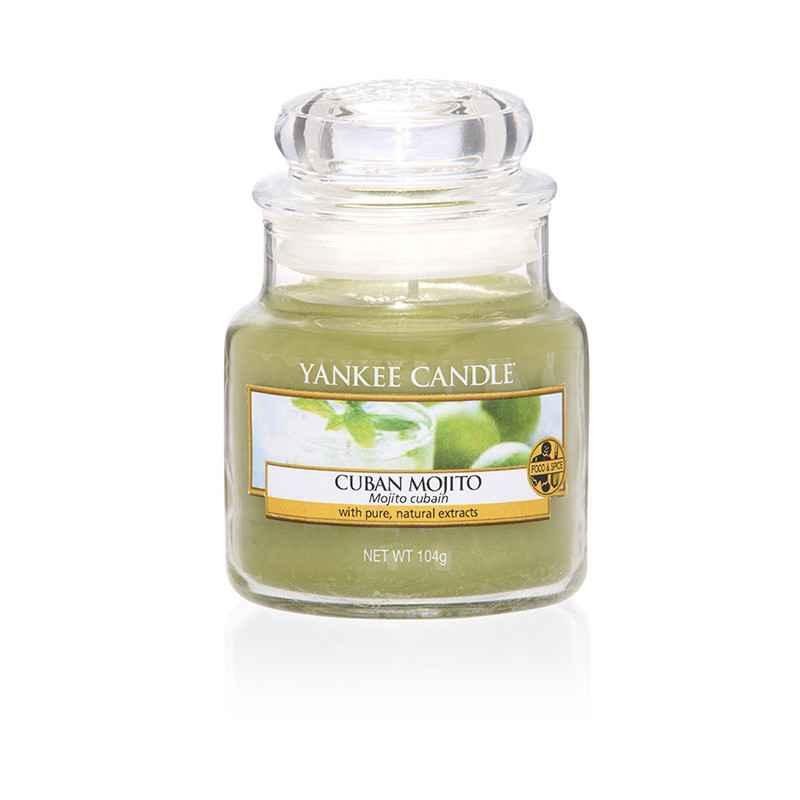 Yankee Candle Cuban Mojito - mała świeca zapachowa - e-candlelove