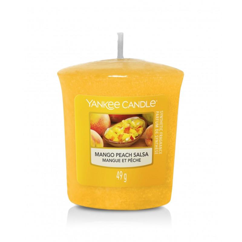 Yankee Candle Mango Peach Salsa - sampler zapachowy - candlelove