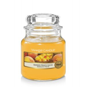 Yankee Candle Mango Peach Salsa - mała świeca zapachowa - candlelove