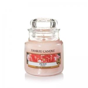Yankee Candle Peony - mała świeca zapachowa - e-candlelove