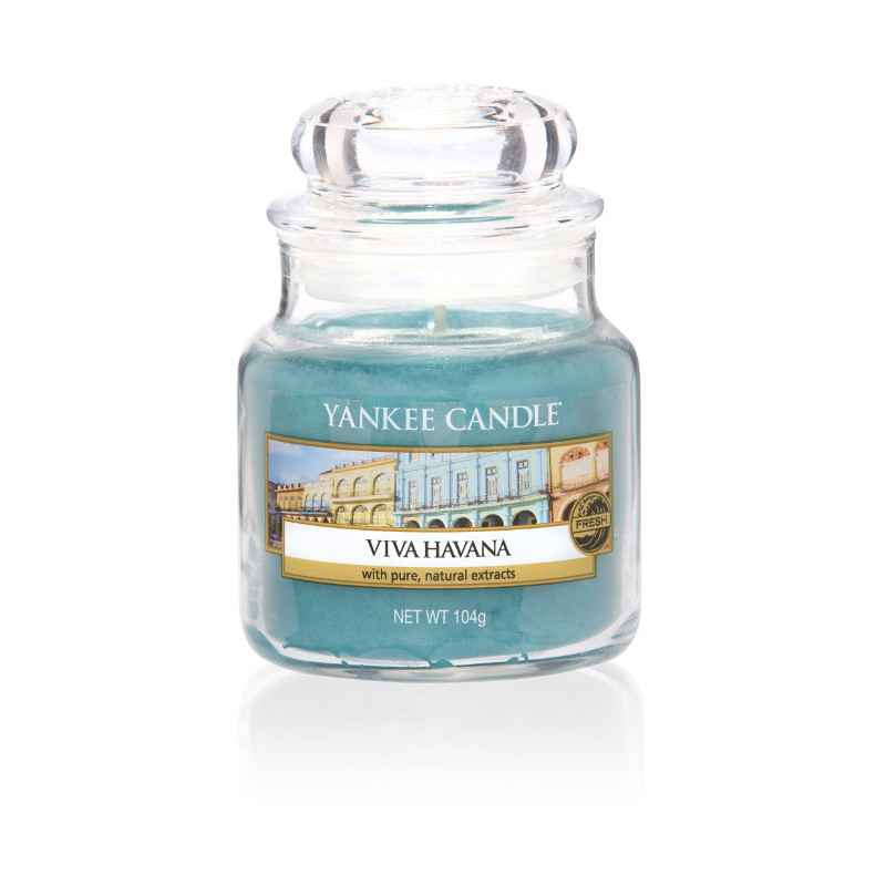 Yankee Candle Viva Havana - mała świeca zapachowa - e-candlelove