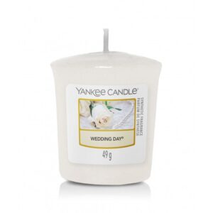 Yankee Candle Wedding Day - sampler zapachowy - candlelove