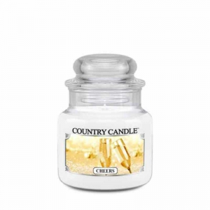 Country Candle Cheers - mała świeca zapachowa - e-candlelove