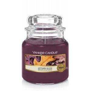 Yankee Candle Autumn Glow - mała świeca zapachowa - e-candlelove