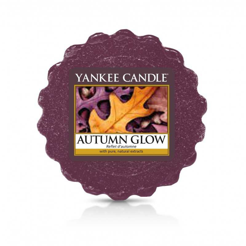 Yankee Candle Autumn Glow - wosk zapachowy - e-candlelove