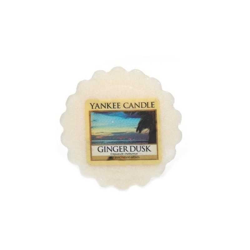 Yankee Candle Ginger Dusk - wosk zapachowy - e-candlelove