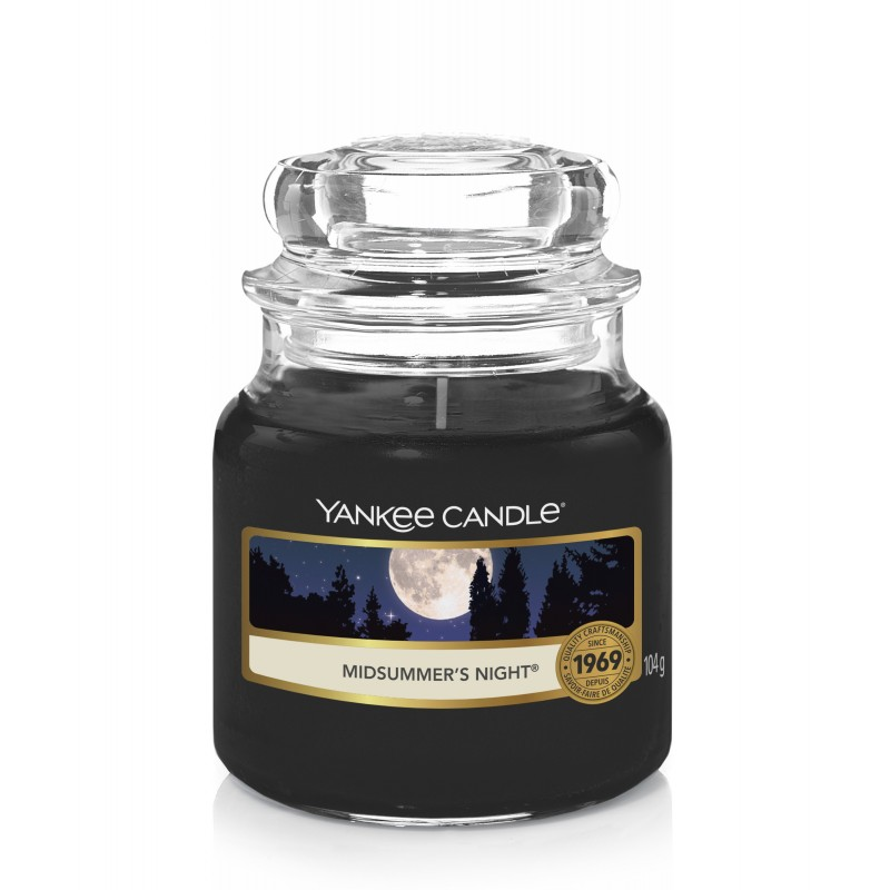 Yankee Candle Midsummer's Night - mała świeca zapachowa - candlelove