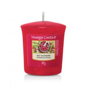 Yankee Candle Red Raspberry - sampler zapachowy - e-candlelove