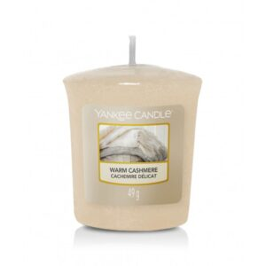 Yankee Candle Warm Cashmere - sampler zapachowy - e-candlelove