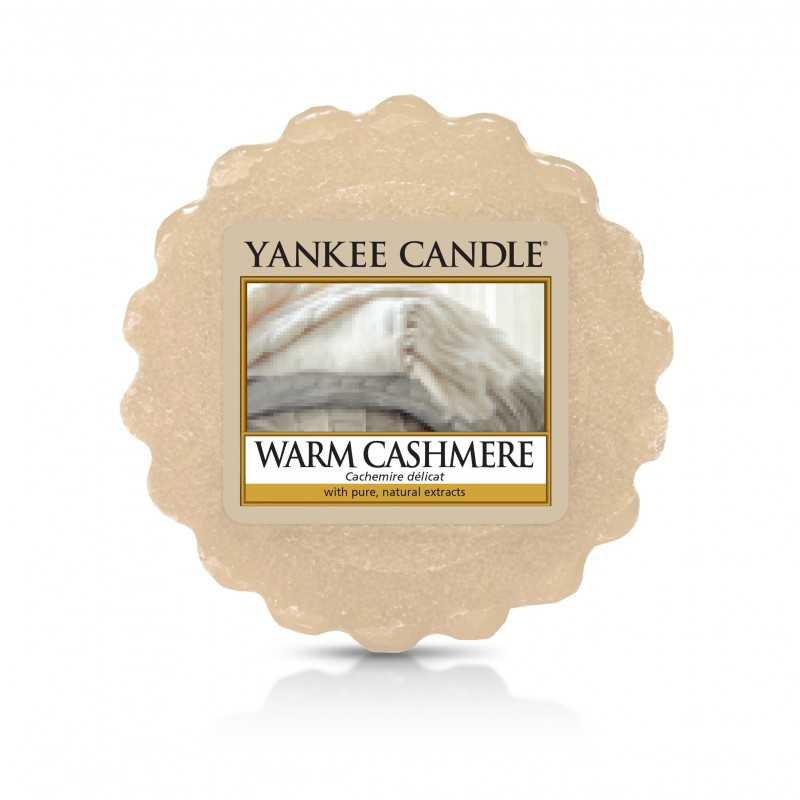 Yankee Candle Warm Cashmere - wosk zapachowy - e-candlelove