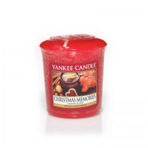 Yankee Candle Christmas Memories - sampler zapachowy - e-candlelove
