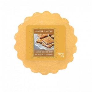 Yankee Candle Magic Cookie Bar - wosk zapachowy - e-candlelove