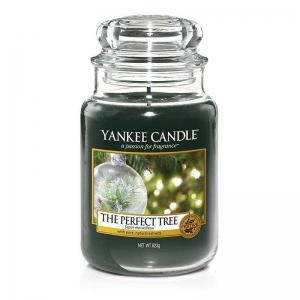 Yankee Candle The Perfect Tree - duża świeca zapachowa - e-candlelove