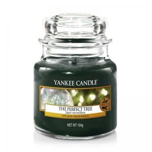 Yankee Candle The Perfect Tree - mała świeca zapachowa - e-candlelove
