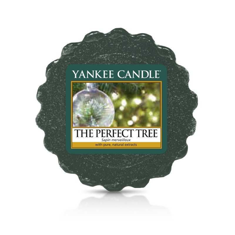 Yankee Candle The Perfect Tree - wosk zapachowy - e-candlelove