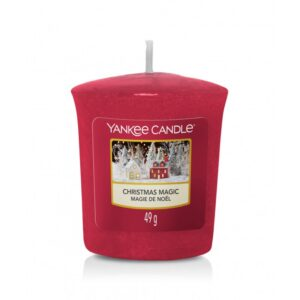 Yankee Candle Christmas Magic - sampler zapachowy - candlelove
