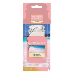 Yankee Candle Pink Sands Car Jar - zapach samochodowy - Candlelove