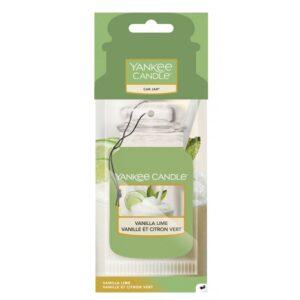 Yankee Candle Vanilla Lime Car Jar - zapach samochodowy - e-candlelove