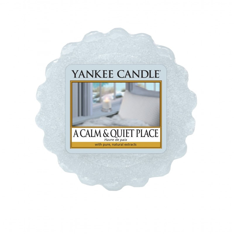 Yankee Candle A Calm & Quiet Place - wosk zapachowy - e-candlelove