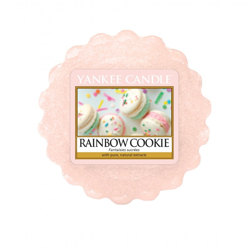 Yankee Candle Rainbow Cookie - wosk zapachowy - e-candlelove