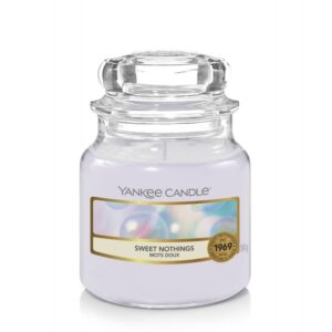 Yankee Candle Sweet Nothings - mała świeca zapachowa - e-candlelove