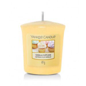Yankee Candle Vanilla Cupcake - sampler zapachowy - e-candlelove