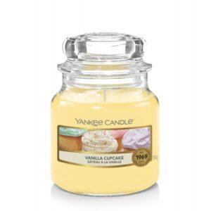 Yankee Candle Vanilla Cupcake - mała świeca zapachowa - e-candlelove
