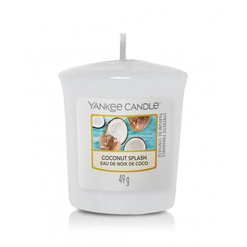 Yankee Candle Coconut Splash - sampler zapachowy - e-candlelove
