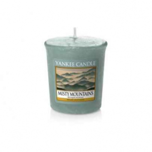Yankee Candle Misty Mountains - sampler zapachowy - e-candlelove