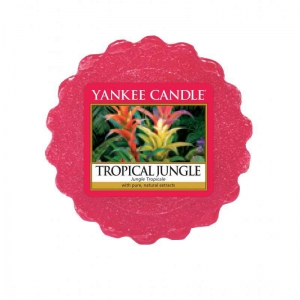Yankee Candle Tropical Jungle - wosk zapachowy - e-candlelove