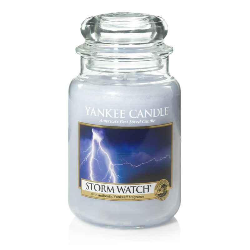 Yankee Candle Storm Watch - duża świeca zapachowa - e-candlelove