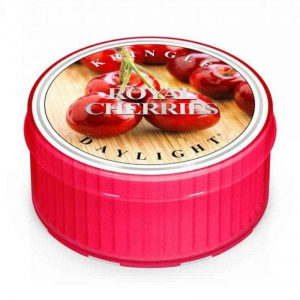 Kringle Candle Royal Cherries - daylight zapachowy - e-candlelove