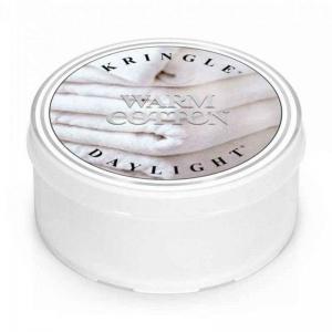 Kringle Candle Warm Cotton - daylight zapachowy - e-candlelove